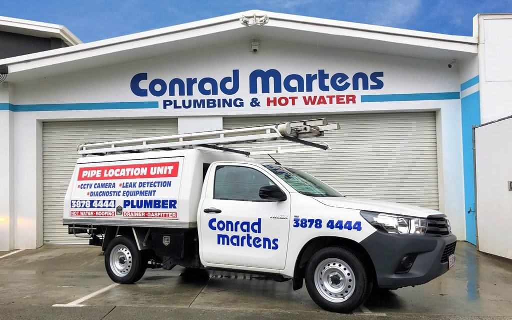 35 Years Of Conrad Martens Plumbing Our Company S Story