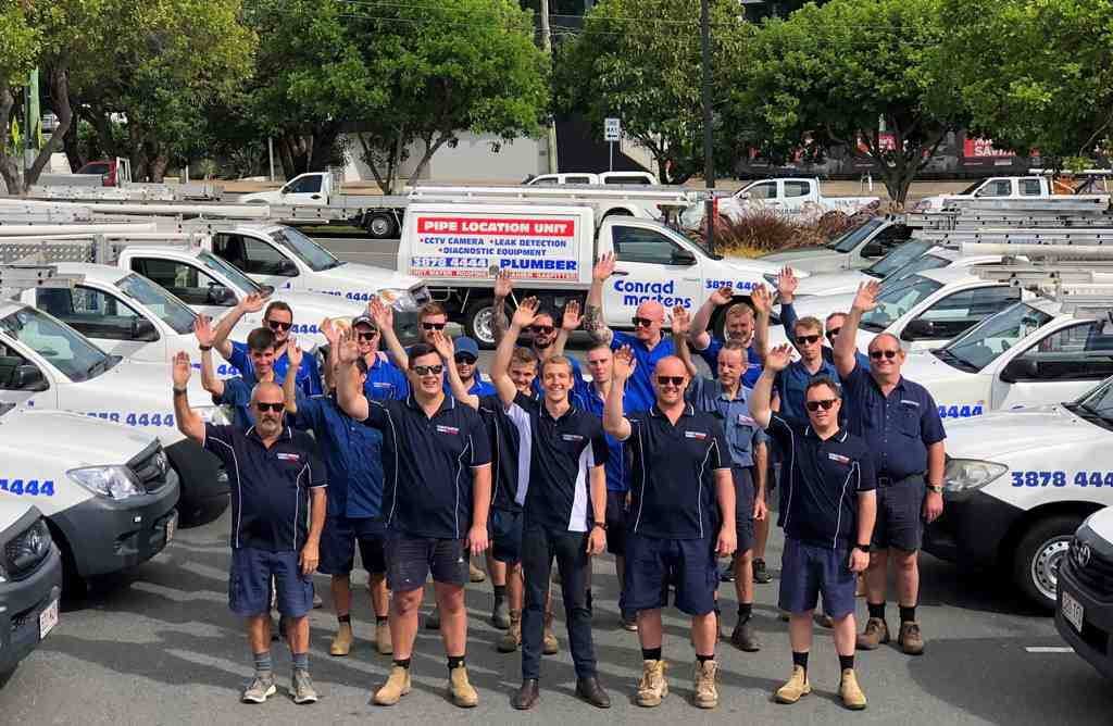 Block Drains Burst Pipe Plumber Brisbane